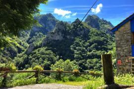 Aguas del Beyo casa rural en Ponga (Asturias)