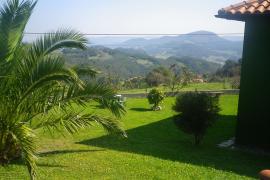 Ca Pilarona casa rural en Salas (Asturias)
