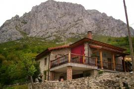 Carrio Casa Rural casa rural en Ponga (Asturias)