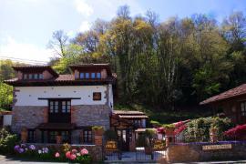 Casa Aldea Ortiz casa rural en Soto De Cangas (Asturias)
