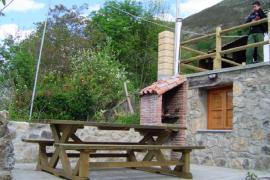 Casa Baju casa rural en Caldueño (Asturias)