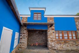 Casa del Ferreirón casa rural en Castropol (Asturias)