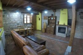Casa El Alba casa rural en Rioseco (Asturias)