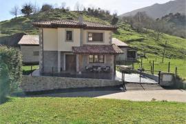 Casa El Caleru casa rural en Malatería (Asturias)
