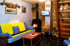 Casa Engracita casa rural en Valle De Lago (Asturias)