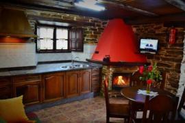 Casa Freixe casa rural en Santa Eulalia De Oscos (Asturias)