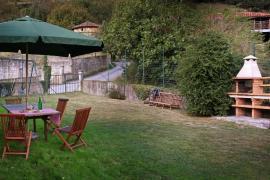 Casa L´Andorvio casa rural en Belmonte De Miranda (Asturias)