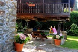 Casa Lao casa rural en Cudillero (Asturias)