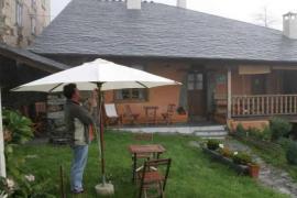Casa Rectoral de Samartín casa rural en Allande (Asturias)