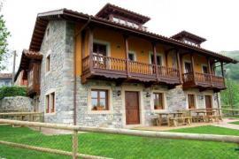 Casas de Aldea Peñanes casa rural en Morcín (Asturias)