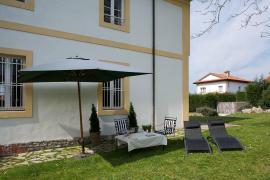 Casona Quinta Herminia casa rural en Gijon (Asturias)
