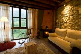 Complejo Turístico L´Oteru casa rural en Caso (Asturias)