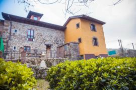 El Floreu de Remis casa rural en Soto De Cangas (Asturias)