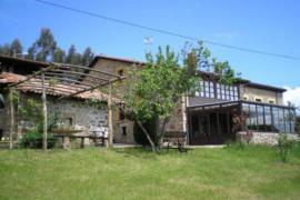 El Piensu casa rural en Villaviciosa (Asturias)