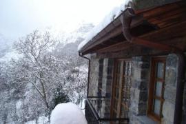 El rincón de Mon casa rural en Ponga (Asturias)