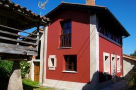 Esperteyu Roxu casa rural en Cabranes (santa Eulalia) (Asturias)