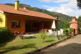 Finca la Cuesta casa rural en Cangas De Onis (Asturias)