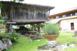 Hotel Rural L´ Alceu casa rural en Camango (Asturias)