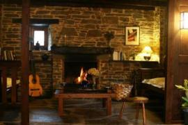 Hotel Casona Cantiga del Agüeira casa rural en Santa Eulalia De Oscos (Asturias)