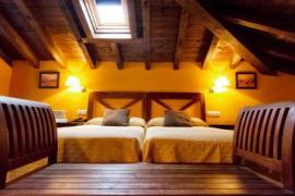 Hotel El Quintanal casa rural en Arriondas (Asturias)