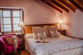 Hotel Pleamar casa rural en Puerto De Vega (Asturias)