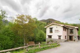 Hotel Rural Alesga  casa rural en Teverga (Asturias)