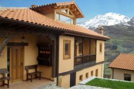 Hotel Rural Fuentes de Lucia  casa rural en Quirós (Asturias)
