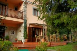 Hotel rural La Bahúa casa rural en Ribadesella (Asturias)