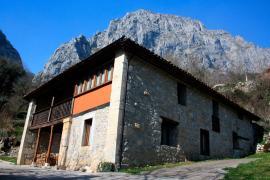 Hotel Rural Llerau casa rural en Taranes (Asturias)