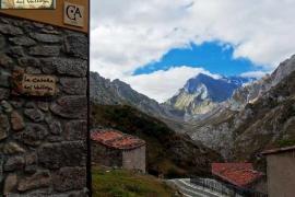 La Cabaña del Valleyu casa rural en Sotres (Asturias)