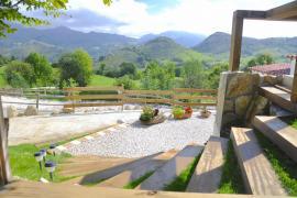 La Terraza de Onis casa rural en Onis (Asturias)