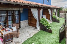 La Canalina casa rural en Llanes (Asturias)