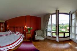 La Casona de La Roza casa rural en Villaviciosa (Asturias)