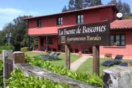La Fuente de Báscones casa rural en Villahormes (Asturias)
