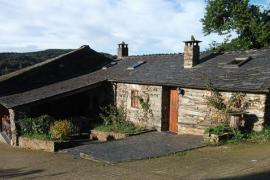 La Trapela  casa rural en San Martin De Oscos (Asturias)