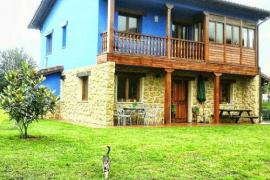La Xana Azul casa rural en Nava (Asturias)