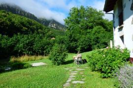 Los Riegos casa rural en Caso (Asturias)