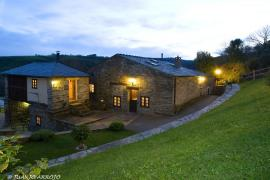 Casa Riveras casa rural en Santa Eulalia De Oscos (Asturias)