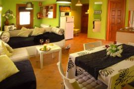 Apartamento La Tienda casa rural en Adanero (Ávila)