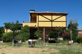 Centro Rural La Serrota casa rural en Narros Del Puerto (Ávila)