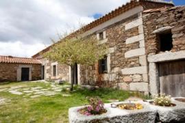 El Descanso casa rural en Gallegos De Sobrinos (Ávila)