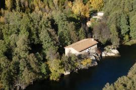 El Molino de la Luz casa rural en Zapardiel De La Ribera (Ávila)