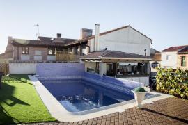 Hostería Del Mudejar casa rural en Velayos (Ávila)