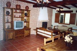 La Casa Vieja casa rural en Piedrahita (Ávila)