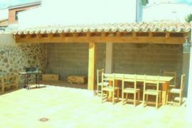 La Plaza casa rural en Villatoro (Ávila)