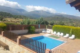 La Viña del Abuelo casa rural en Burgohondo (Ávila)