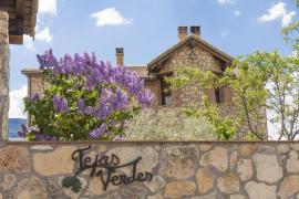 Tejas Verdes casa rural en Aldeanueva De Santa Cruz (Ávila)