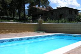 Venero Claro - Agua Clara - La Fontana de Gredos casa rural en Navaluenga (Ávila)