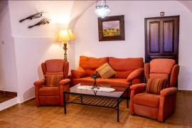 Los Gaitanes casa rural en Valverde De Leganes (Badajoz)