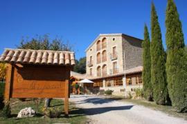 Cal Majoral Hotel casa rural en L´ Espunyola (Barcelona)